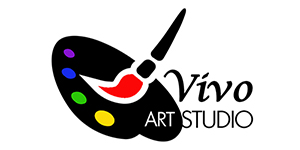 Vivo Art Studio art gallery and art lessons for kids and adults